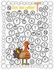 Dot Marker. Letter T. Alphabet. Worksheets