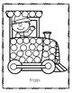 Dot Markers 101 Theme Printables