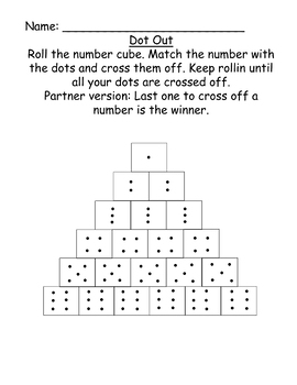 Dot Out! 1-5