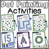 Dot Painting Activities Bundle