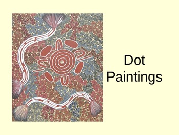 Dot Paintings Presentation