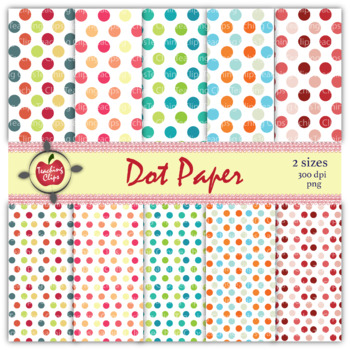 Dot Paper Collection #2