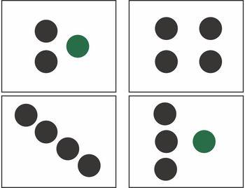 Dot Pattern Cards