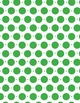 """Dot Pattern in Rainbow Colors - 25-Pack of 8.5"""" x 11"""""""