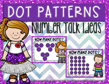 Dot Patterns:  Number Talks