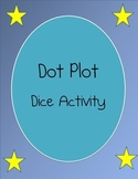 Dot Plot Dice Activity