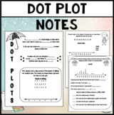Dot Plot notes