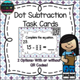 Dot Subtraction Task Cards: 1st Grade Common Core: Add and subtract within 20