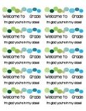 Dot Themed Back to School Pack