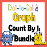 Dot-To-Dot & Graph Count by 1s Bundle