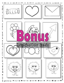 Dot-To-Dot & Graph Valentine- Count by 5s (2019 Bonus)