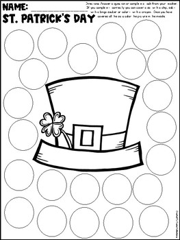 Dot To Dot {Open Ended Printables for the Whole Year!}