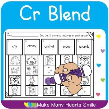 Dot a Clip: Cr Blend