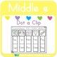 Dot a Clip: Middle e