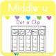 Dot a Clip: Middle u