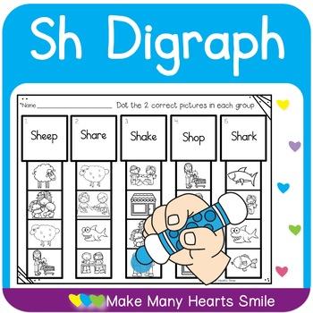 Dot a Clip: Sh Digraph