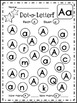 Dot-a-Dot Letters Freebie!