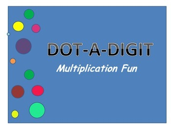 Dot-a-Dot Multiplication Fun