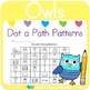 Repeating Patterns Mini Kit: School Owls    MMHS23
