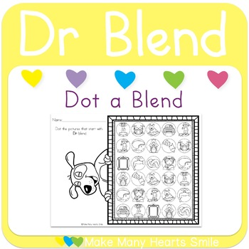 Dot a Picture: Dr Blend  MMHS26