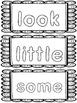 Dot-a-Dot Sight Words!