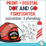 Dot and Go Articulation and Phonology: Firefighter (Print