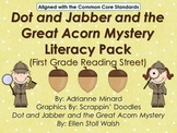 Dot and Jabber Literacy Pack for First Grade Foresman Reading Street