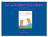 Dot and Jabber and The Great Acorn Mystery Choice Board Sc