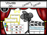 Vowels oo Simple Centers and Games