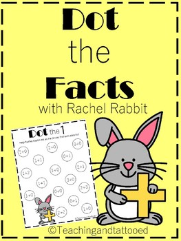 Dot the Facts: Math Fact Practice 1-10