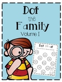 Dot the Family Volume 1: Word Families