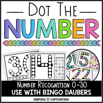 Dot the Number