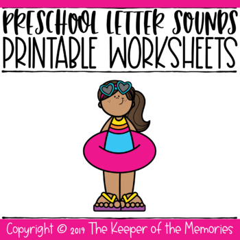 Dot the Sound Activity Sheets