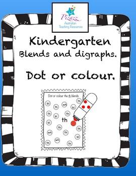 Dot the blends!