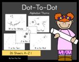 Dot to Dot A - Z