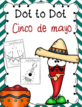 Dot to Dot - Cinco de mayo