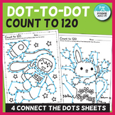 Dot to Dot / Connect the Dots Count to 120
