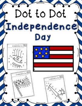 Dot to Dot - Independence Day