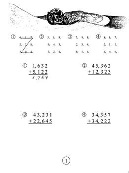 Dot-to-Dot Math Worksheets