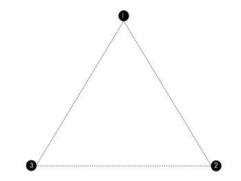 Dot to Dot Shapes