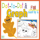 Dot to Dot and Graph Fall Count by 1s