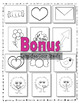 Dot-to-Dot and Graph Valentine Count by 10s  (Free Count by 2s)