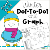 Dot to Dot and Graph -Winter Count by 1s