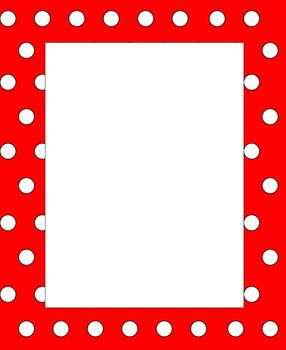 Dots Backgrounds and Frames
