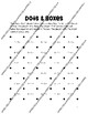 Dots & Boxes Math Facts