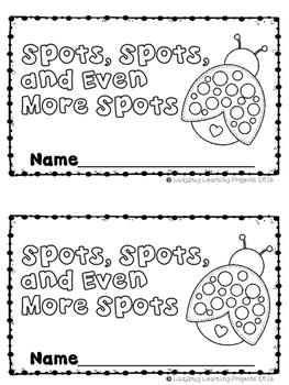 Dots, Dots, and Even More Dots  (A Sight Word Reader and Teacher Lap Book)