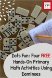 Dots Fun FREE Primary Math Activities Using Dominoes