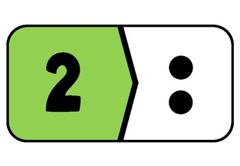 Dots Number Matching Cards