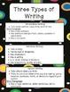 Colored Polka Dots On Black Writing Center Bundle