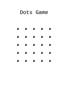 """Dots"" Review Game"